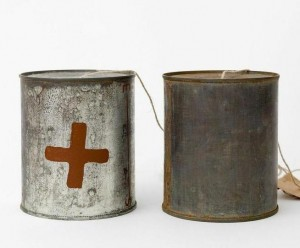 Joseph Beuys, Two FLUXUS-Objects, 1974