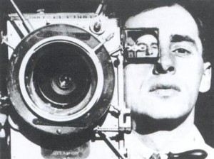 Dziga Vertov, Man with a movie camera